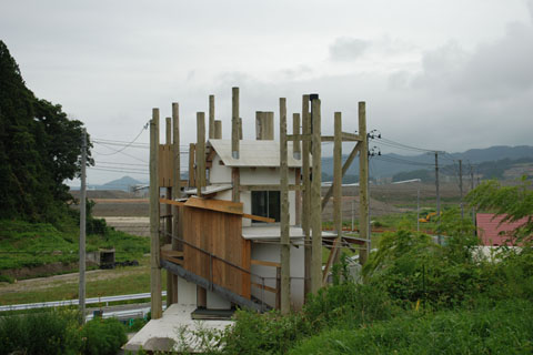 T. ITO AND OTHERS, RIKUZENTAKATA: MEETING HOUSE FOR TSUNAMI SURVIVORS