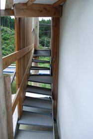 T. ITO AND OTHERS, RIKUZENTAKATA: OUTSIDE STAIR