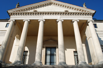 "A. PALLADIO, VICENZA: ""SOUTH EAST FACADE"""