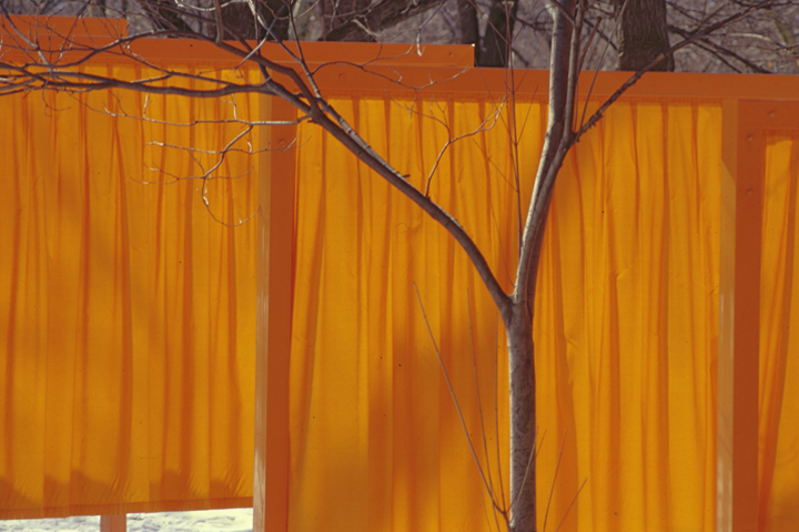 "CHRISTO AND JANNE-CLAUDE, NEW YORK: ""PLAY WITH NATURE"""