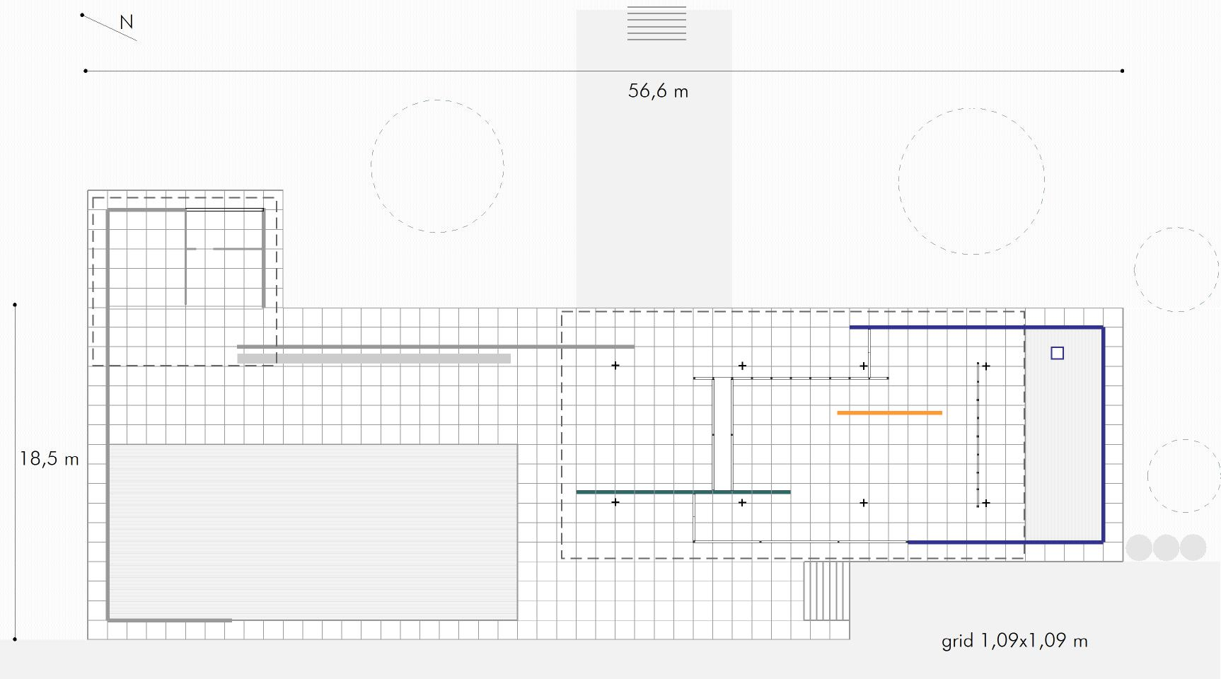 Draw Floor Plan Online Barcelona Pavilion Floor Plan Dimensions Barcelona